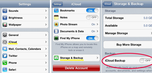 how to backup iphone 4s loja de u t i do iphone dicas 17071